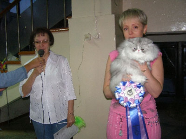 Charlotte-Beatrice of Starbabies - special prize from the judge Olga Beliaeva